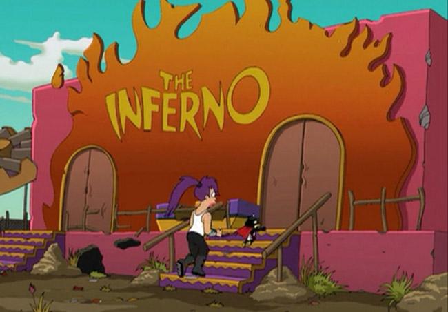 Futurama-Inferno